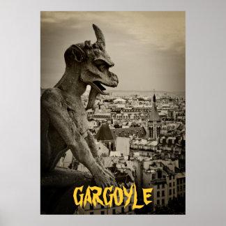 ガーゴイル ポスター