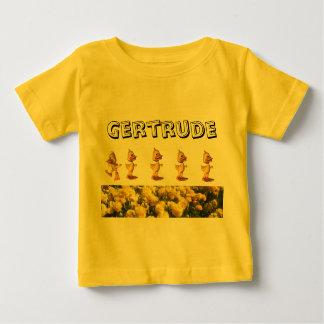 ガートルード ベビーTシャツ