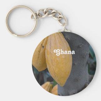 ガーナのココア キーホルダー