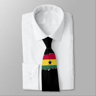 ガーナの旗 ネクタイ