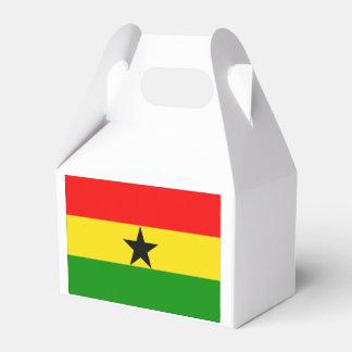 ガーナの旗 フェイバーボックス