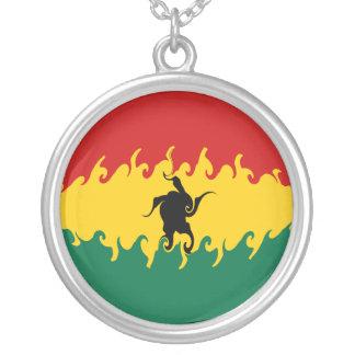 ガーナ|すごい|旗 ネックレス