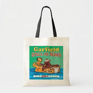 ガーフィールドはトートバックを秘密を漏らします トートバッグ