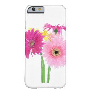 ガーベラのデイジーの花 BARELY THERE iPhone 6 ケース
