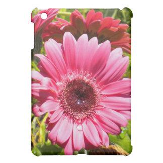 ガーベラのデイジーのIPadのピンクの場合 iPad Miniケース