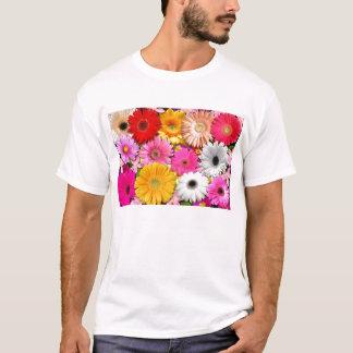 ガーベラの庭 Tシャツ