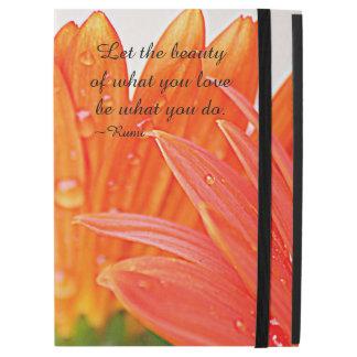 """ガーベラを愛するものの美しい iPad PRO 12.9"""" ケース"""