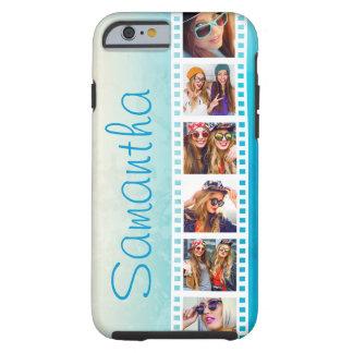ガーリーで粋で青くグランジで堅いiPhone6ケース iPhone 6 タフケース