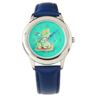ガーリーなカメ 腕時計