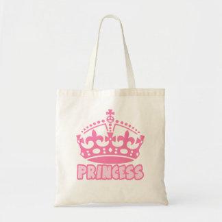 ガーリーなバッグ、王女 トートバッグ