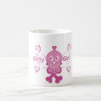 ガーリーなマグ コーヒーマグカップ