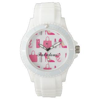 ガーリーな事の腕時計 腕時計