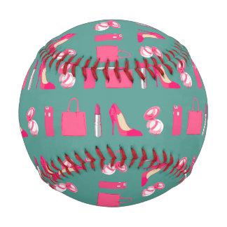 ガーリーな事の野球 野球ボール