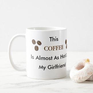 ガールフレンドのコーヒー・マグ コーヒーマグカップ