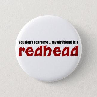 ガールフレンドは赤毛です 缶バッジ