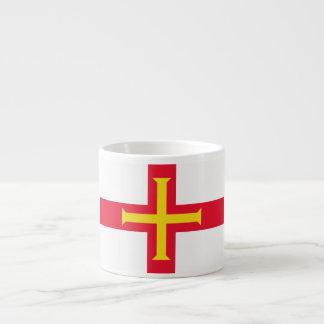 ガーンジーの旗 エスプレッソカップ