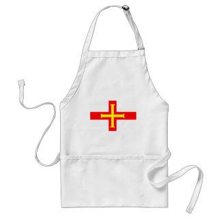 ガーンジーの旗 スタンダードエプロン