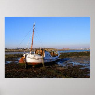 ガーンジーの漁船 ポスター