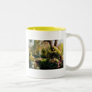 ガーンジー1の平和な庭 ツートーンマグカップ