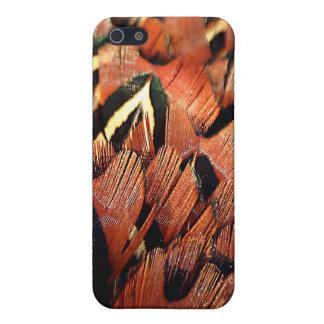 キジの羽 iPhone 5 カバー