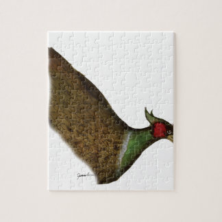 キジの鳥、贅沢なfernandes ジグソーパズル
