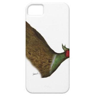 キジの鳥、贅沢なfernandes iPhone SE/5/5s ケース