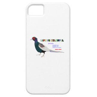 キジ iPhone SE/5/5s ケース