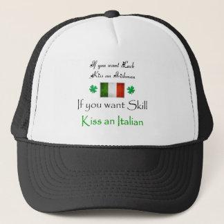 キスのアイルランド語-イタリア語対… キャップ