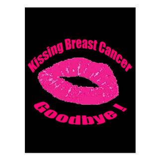 キスの乳癌さようなら ポストカード