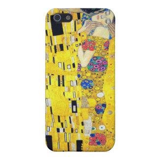 キス、グスタフのクリムト iPhone SE/5/5sケース