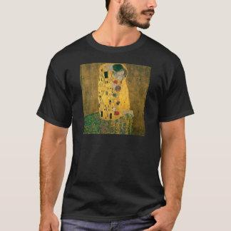キス-グスタフのクリムト Tシャツ