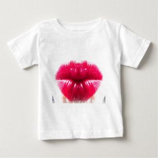 キス ベビーTシャツ