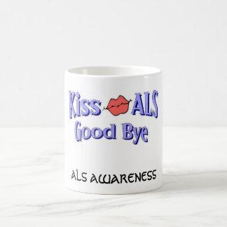 キスALSのさようならマグ コーヒーマグカップ
