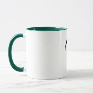 キッカーの妨害 マグカップ
