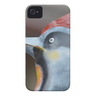 キツツキSilohuette Case-Mate iPhone 4 ケース