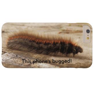 キツネのガの幼虫によって煩わせられるiPhoneの場合 Barely There iPhone 6 Plus ケース