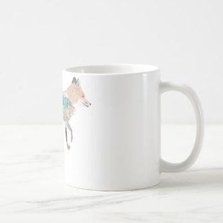 キツネの生息地 コーヒーマグカップ