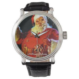 キツネはもう一つのサンタです 腕時計