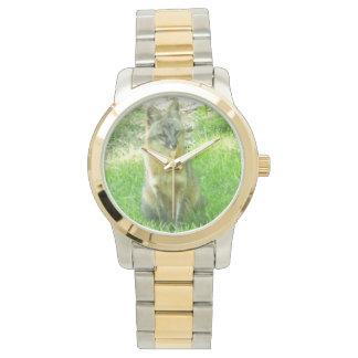 キツネ; 30 腕時計