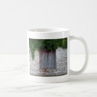 キヅタのドア コーヒーマグカップ