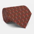 キノコのネクタイ ネクタイ