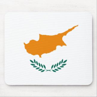 キプロスの旗のマウスパッド マウスパッド