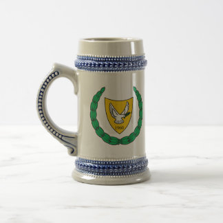 キプロスの紋章 ビールジョッキ