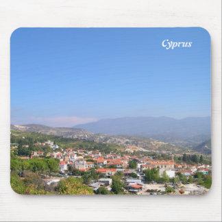 キプロス山Troodos マウスパッド
