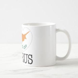 キプロス愛v2 コーヒーマグカップ