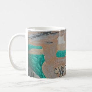 キプロス文化コップ コーヒーマグカップ