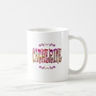 キャサリンのマグ コーヒーマグカップ