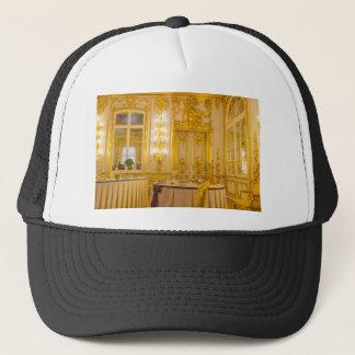 キャサリンの素晴らしい宮殿のTsarskoye Seloの球部屋 キャップ