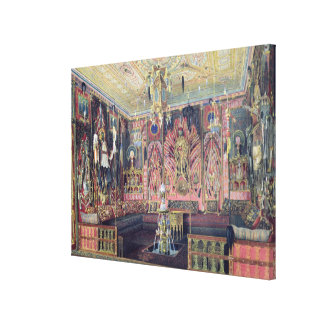 キャサリン宮殿0のアラビアのホール キャンバスプリント