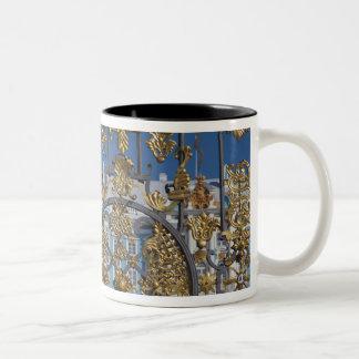キャサリン宮殿、宮殿のゲート ツートーンマグカップ